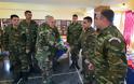 Ανταλλαγή Ευχών Αρχηγού ΓΕΕΘΑ με Προσωπικό Μονάδων ΕΔ - Φωτογραφία 8