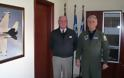 Επίσκεψη Γάλλου ΑΚΑΜ στο ΑΤΑ και την 110ΠΜ