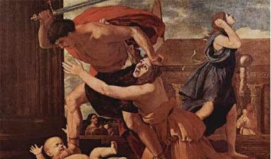 Ηρώδης: Πως πέθανε ο βασιλιάς που διέταξε τη σφαγή των νηπίων - Φωτογραφία 1