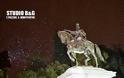 Φωτογραφίες από την σφοδρή χιονόπτωση στο Ναύπλιο