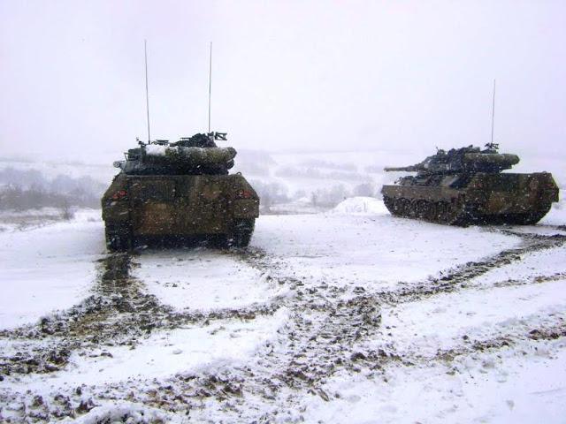 Επιχειρησιακή Εκπαίδευση 50 Μηχανοκίνητης Ταξιαρχίας στον χιονισμένο Έβρο - Φωτογραφία 6