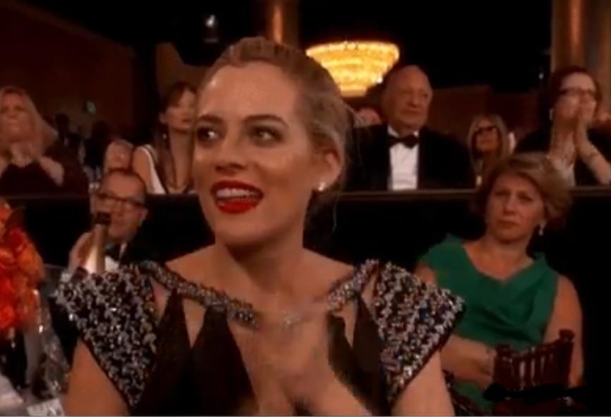 Γιατί αυτή η γυναίκα δεν χειροκρότησε την ομιλία της Meryl Streep; [video] - Φωτογραφία 1