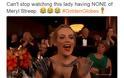 Γιατί αυτή η γυναίκα δεν χειροκρότησε την ομιλία της Meryl Streep; [video] - Φωτογραφία 2