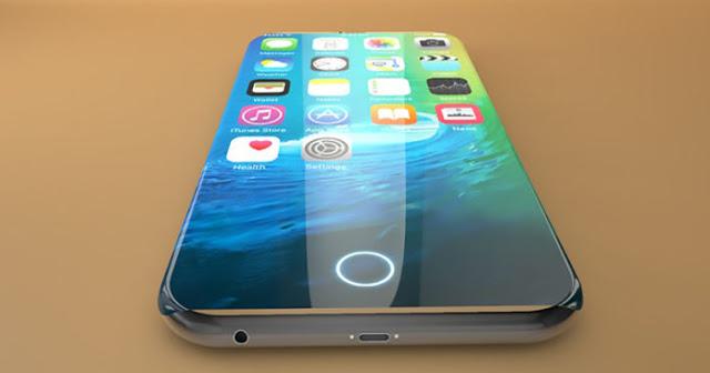 Νέα πατέντα της Apple επιβεβαιώνει την οθόνη από άκρη σε άκρη» στο iPhone 8 - Φωτογραφία 1