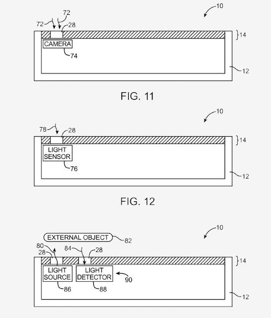 Νέα πατέντα της Apple επιβεβαιώνει την οθόνη από άκρη σε άκρη» στο iPhone 8 - Φωτογραφία 4