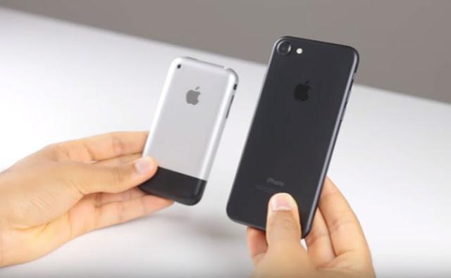 Το συμπέρασμα του iFixit με αφορμή τα δέκα χρόνια κυκλοφορίας του iphone - Φωτογραφία 1