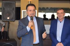 Την Πρωτοχρονιάτικη Πίτα τους έκοψαν οι εργαζόμενοι στον Δήμο Αχαρνών