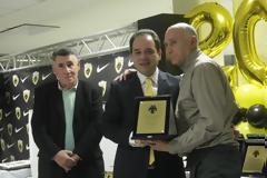 Η ΑΕΚ τίμησε για την κοινωνική τους προσφορά την Μητρόπολη Νέας Ιωνίας και Φιλαδελφείας και την «Αποστολή»