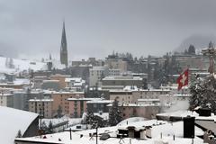 Νταβός: H μικρή πόλη της Ελβετίας που συγκεντρώνει όλη την παγκόσμια ελίτ των ισχυρών