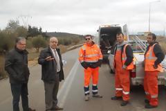 Άμεση αντίδραση του δημάρχου Χαλκιδέων για τα διόδια στην Αυλίδα