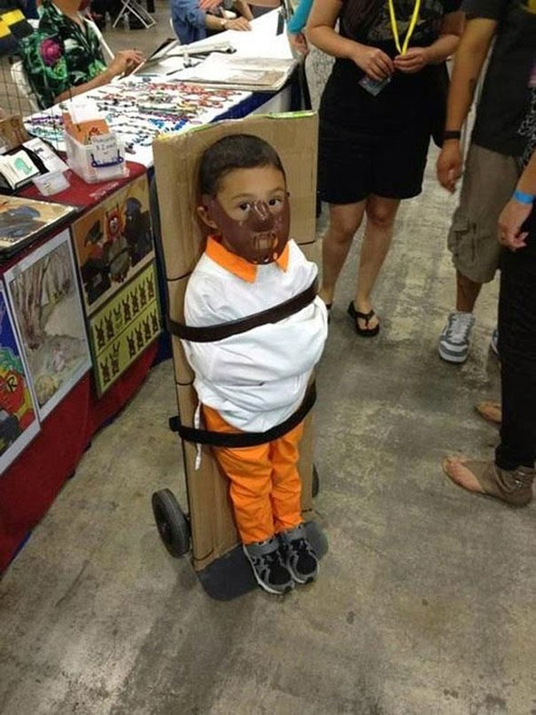 Τα πιο αστεία αποκριάτικα παιδικά κοστούμια που έχετε δει ποτέ! [photos] - Φωτογραφία 9