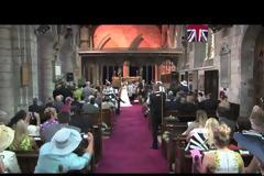 Σου φαίνεται ένας νορμάλ γάμος; Δες τι θα συμβεί και θα σου πάρει το μυαλό... [video]