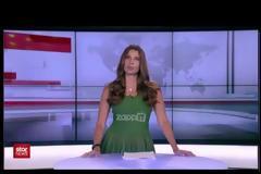 Η Πόπη Τσαπανίδου αποχαιρέτησε το STAR – Τι είπε στο τελευταίο δελτίο ειδήσεων;