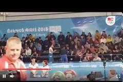 Έλληνας αθλητής της άρσης βαρών προκάλεσε σοβαρό επεισόδιο στους Ολυμπιακούς Αγώνες Νέων