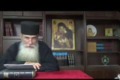 π. Αρσένιος Βλιαγκόφτης, Η ΠΕΘ προς γαυριώντα Γαβρόγλου