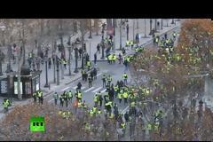 Γαλλία: Επί ποδός 90.000 αστυνομικοί- 34 συλλήψεις