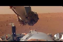 Η NASA κατέγραψε τον ήχο του ανέμου στον Άρη!