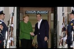 Αλ. Τσίπρας: Έρχεστε σε μια διαφορετική Ελλάδα - Μέρκελ: Οι Έλληνες πέρασαν δύσκολες στιγμές