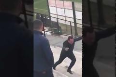 Τρελάθηκε ο πρόεδρος των Τρικάλων με την νίκη στη Δράμα
