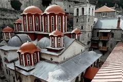 11692 - Αγρυπνία απόψε στο Άγιο Όρος. Πανηγυρίζει η Ιερά Μονή Αγίου Παύλου.