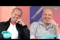 Πέτρος Κωστόπουλος: «Ήμασταν τόσο ανόητοι εγώ και ο Λάτσιος που…»