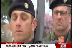 Αλεξανδρούπολη: Ανέλαβε καθήκοντα ο νέος Διοικητής ΧΙΙ Μ/Κ ΜΠ Υπτγος Άγγελος Χουδελούδης (ΒΙΝΤΕΟ)