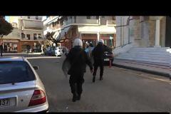 Σοβαρά επεισόδια στο Αγρίνιο ανάμεσα σε οπαδούς [βίντεο]