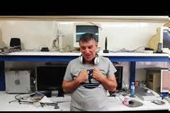 """O Σωτήρης Γεωργούντζος ξεσπά μετά το ΣΟΚ με Διαγόρα: """"Ξεφτίλες, είστε η ντροπή της Καλαμάτας, τώρα πια θα πεθάνω…"""" (video)"""