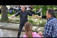 Ο Πρωτέας Γρεβενών γιόρτασε, για δεύτερη χρονιά, τον πολιούχο της πόλης, στην Κοκκινιά (εικόνες + video)