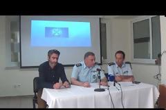 Στα δίχτυα της αστυνομίας κλέφτης που δρούσε στη Χίο- Ένα φορτηγό χρειάστηκε για τα κλοπιμαία & 24ώρες καταγραφής