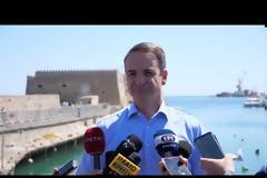 Κ. Μητσοτάκης: Θα μειώσουμε τον ΦΠΑ σε όλα τα προϊόντα εστίασης