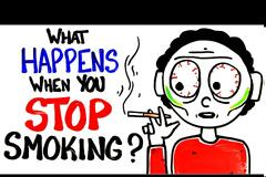 Δείτε τι θα συμβεί αν κόψετε το κάπνισμα!