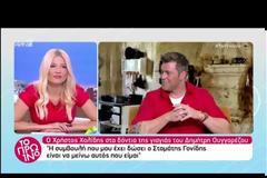 Χρήστος Χολίδης: «Αν έκανα τηλεοπτική εκπομπή θα διάλεγα…»