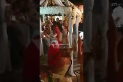 1.000+1 νύχτες στη Σύμη: Γάμος υπερπαραγωγή Τούρκων -Χλιδή και τσιφτετέλι πάνω στο τραπέζι μέχρι τελικής πτώσης [βίντεο]