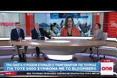 Τρία πακέτα κυρώσεων κατά της Τουρκίας ετοιμάζει ο Τραμπ, σύμφωνα με το Bloomberg