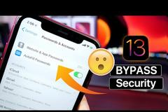 iOS 13:Ένα σφάλμα παρακάμπτει τα στοιχεία ελέγχου πρόσβασης με κωδικούς πρόσβασης ή αναγνωριστικό προσώπου