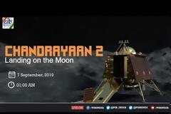 Chandrayaan 2: H επαφή της σεληνακάτου με το Κέντρο Ελέγχου χάθηκε λίγο πριν την προσελήνωση