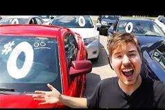 Youtuber χαρίζει… αυτοκίνητα! (video)