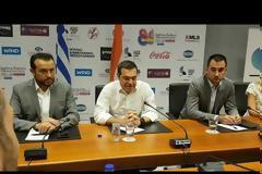 Στις 19:30 η ομιλία του προέδρου του ΣΥΡΙΖΑ, Αλέξη Τσίπρα, στην 84η ΔΕΘ