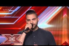 Χ-Factor: O Γιώργος Ανδρούλης μιλά για την ανάπηρη γυναίκα που φροντίζει στη Ρόδο