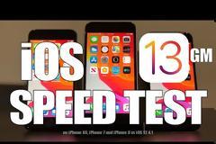 iOS 13 vs iOS 12 vs: Μάθετε αν το iOS 13 είναι ταχύτερο ή όχι