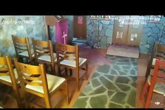 Θυρανοίξια στο νέο παρεκκλήσι του Αγίου ΝΙΚΟΔΗΜΟΥ του Αγιορείτου στον Κουβαρά ΦΥΤΕΙΩΝ