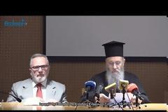 Μητροπολίτης Ναυπάκτου Ιερόθεος, Δεν ξέρω που θέλει ο Αρχιεπίσκοπος να οδηγηθεί η συζήτηση και το αποτέλεσμα της Ιεραρχίας για το Ουκρανικό