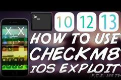 Πώς να εκτελέσετε το checkm8 exploit (λειτουργία iPwnDFU) στο iOS 8-13.1.1