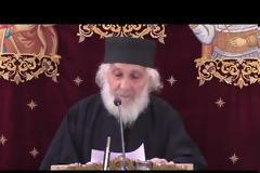12584 - Ομιλία του Γέροντα Ακάκιου Καυσοκαλυβίτη στον Ιερό Ναό Αγίου Δημητρίου στο Μπραχάμι