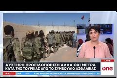 ΗΠΑ: Μήνυμα στην Τουρκία για αποκλιμάκωση της κατάστασης στη Συρία