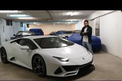 Γύρω από το αυτοκίνητο - H πρώτη Lamborghini Huracan EVO που ήρθε στην Ελλάδα