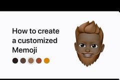 Η Apple εξηγεί πώς να δημιουργήσετε ένα Memoji στο iPhone σας
