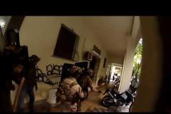 Βίντεο από την έφοδο του Λιμενικού σε κρησφύγετο κυκλώματος διακίνησης μεταναστών (+vid)