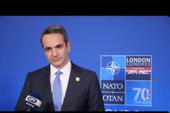 Κυρ. Μητσοτάκης: Έθεσα όλα τα ζητήματα στον Ερντογάν - Συγκαλείται το ΕΣΕΠ